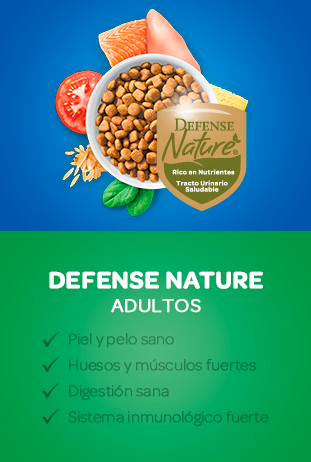 defense nature adultos