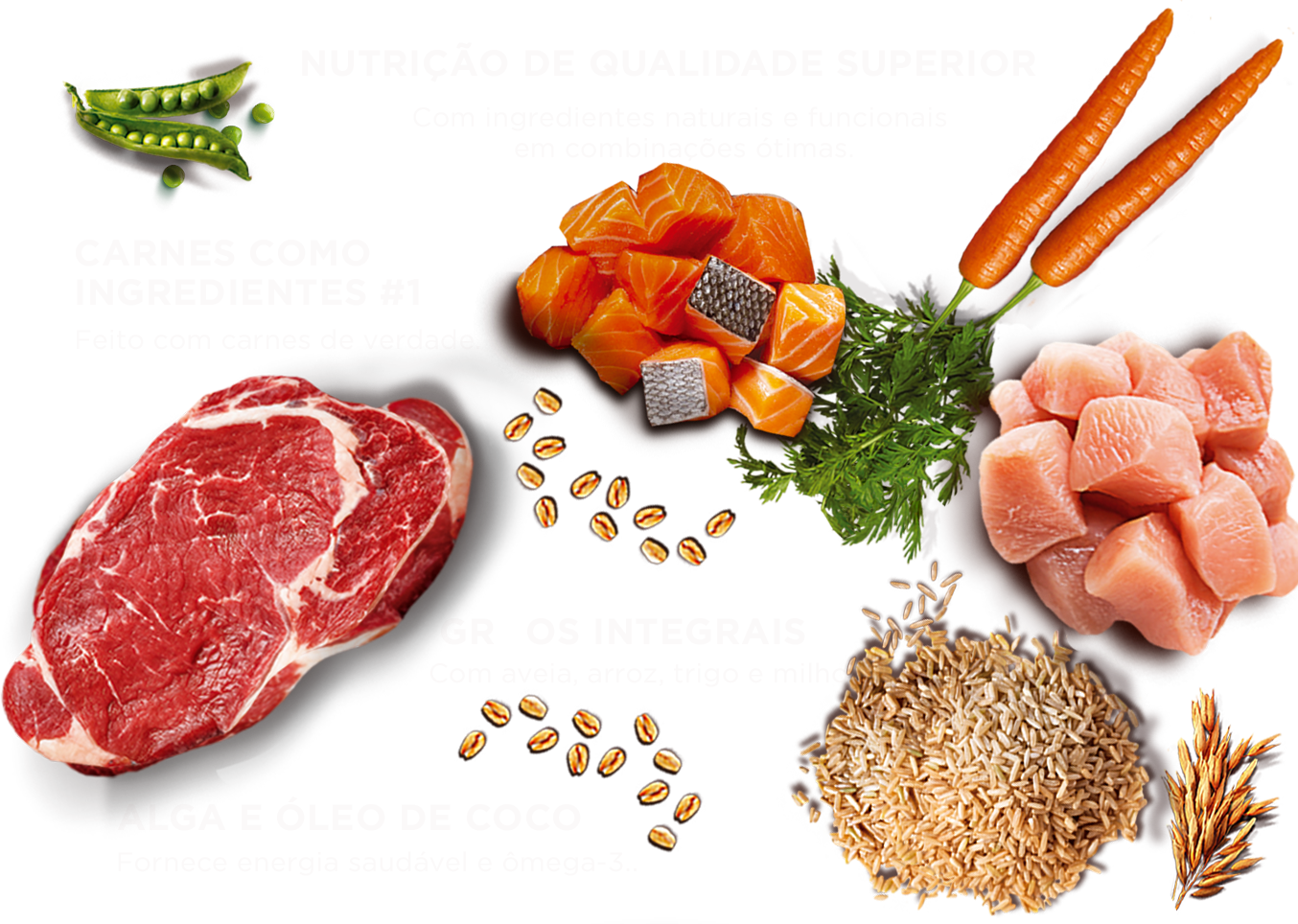 purina one ingredientes