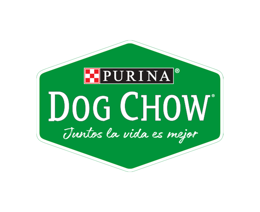 Purina® logo dog chow