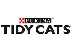 Purina® logo tidy cats