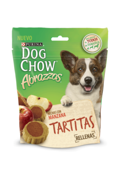 Purina® Dog Chow Abrazzos Tartitas