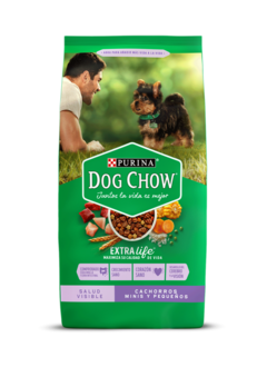 Purina Dog Chow cachorros minis y pequeños img