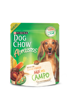 Purina® Dog Chow® Abrazzos Mix del Campo