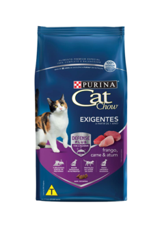 Cat Chow® Adultos exigentes