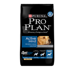 Purina Pro Plan Active Mind Razas Medianas y Grandes
