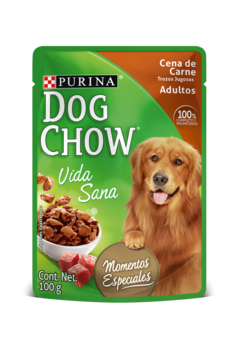 Purina® Dog Chow Wet Adultos Carne
