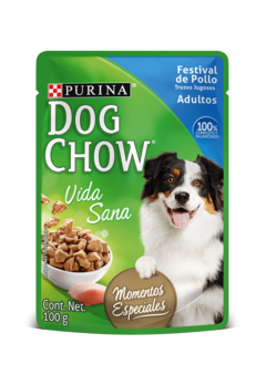 Purina® Dog Chow Wet Adultos Pollo
