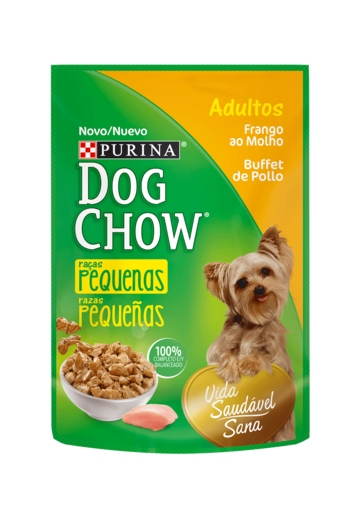 Dog Chow® adultos buffet de pollo