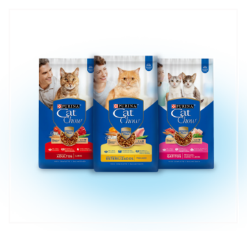 Cat Chow Alimento seco