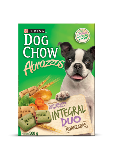 Dog Chow® abrazzos integral duo
