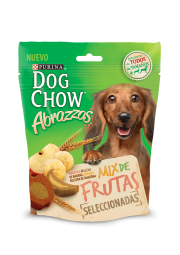 Dog Chow® abrazzos mix de frutas