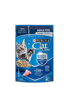 Cat Chow® Adultos Sabor Pollo