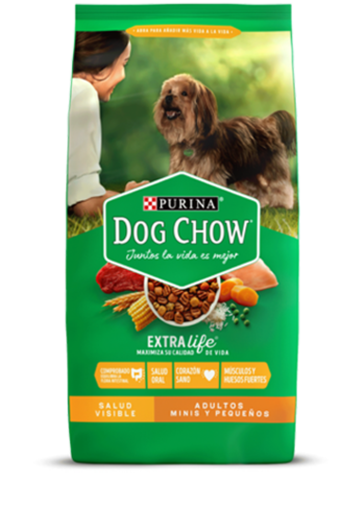 Dog Chow® minis y pequeños