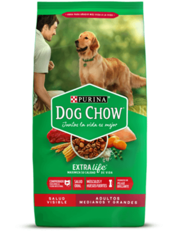 Dog Chow Adultos y medianos grandes