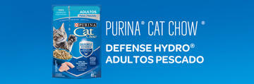 cat chow defense hydro adultos pescado
