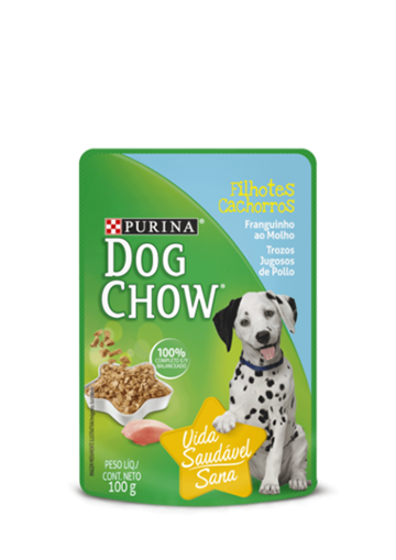Purina Dog Chow® Cachorros pollo
