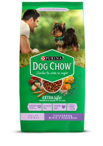 Dog Chow®Dog Chow® minis y pequeños