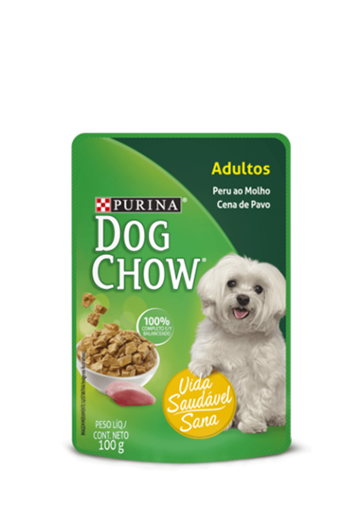 Purina Dog Chow® Pavo