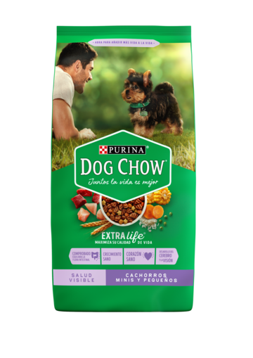 Purina Dog Chow® Salud visible