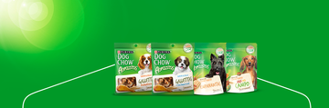 Purina® Dog Chow® Abrazzos