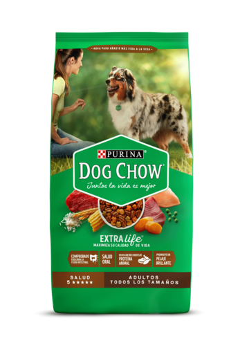 Dog Chow® Adultos Medianos y Grandes
