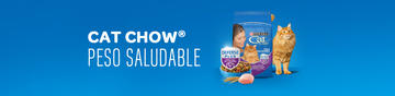Cat Chow® Peso saludable