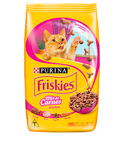 Friskies® Mix de carnes Adultos