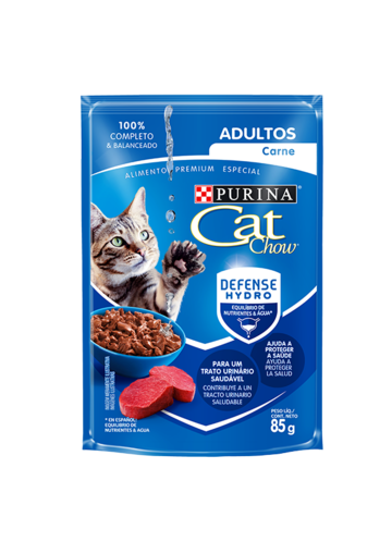 Purina Cat Chow® Adultos Carne