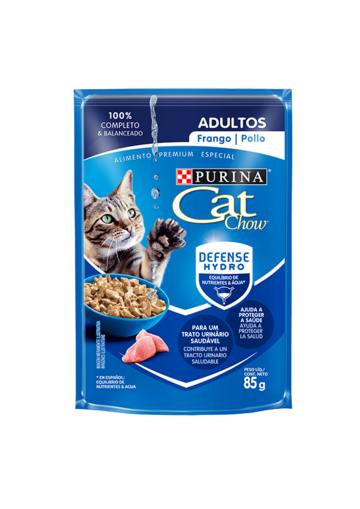 Purina Cat Chow® Adultos Frango