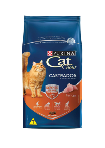 Purina Cat Chow® Adultos castrados