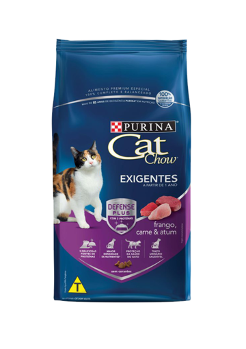 Purina Cat Chow® Adultos exigentes