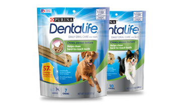 Purina Dentalife benefits