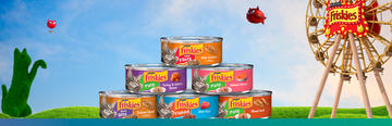 Purina Frieskies®productos