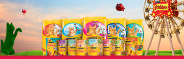 Purina Friskies® banner footer
