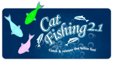 Purina Friskies® cat fishing
