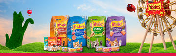 Purina Friskies® home footer