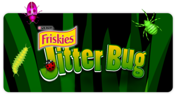 Purina Friskies® jitter bug