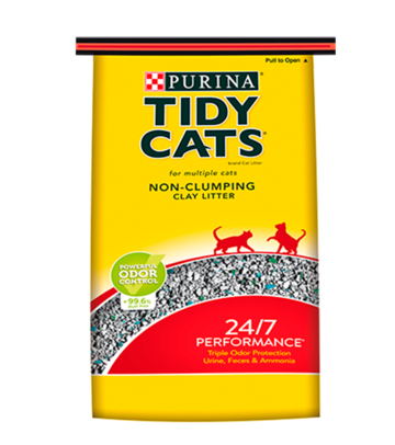 Purina Tidy Cats® performance