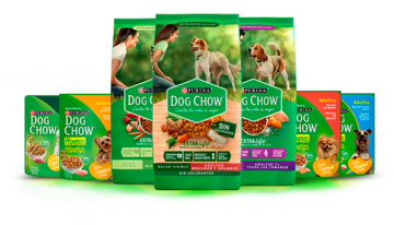 Purina® Dog Chow® Productos con ingredientes de calidad