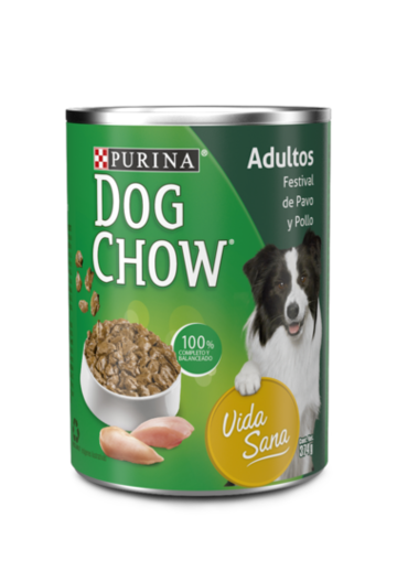 Purina® Dog Chow® Adultos Festival de Pavo y Pollo