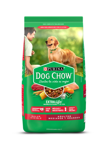 Purina® Dog Chow® Adultos Medianos y Grandes
