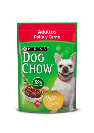 Purina® Dog Chow® Adultos Pollo y Carne