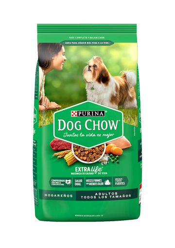 Purina® Dog Chow® Hogareños Adulto