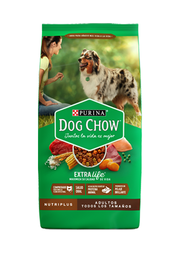 Purina® Dog Chow® Nutriplus Adulto