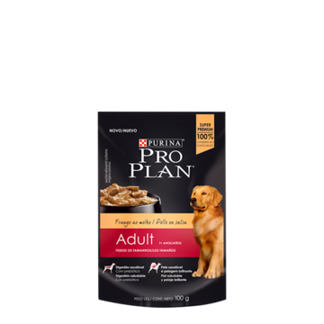 Purina® Pro plan® Adult Pollo en salsa