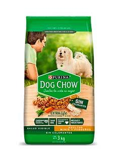 Dog Chow minis y pequeños