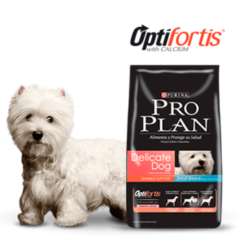 Purina® Pro Plan® delicate structures