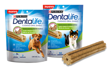 Purina Dentalife bodegon