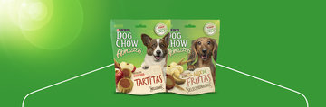 Purina® Dog Chow® Abrazzos Mix de Frutas