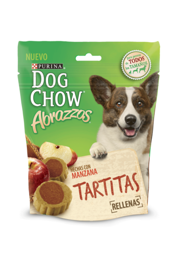 Dog Chow® abrazzos tartitas
